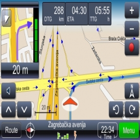 Car Navigation Software